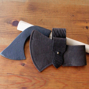 Sheath For French Throwing Axe (Fits FS-167) --  HS-167