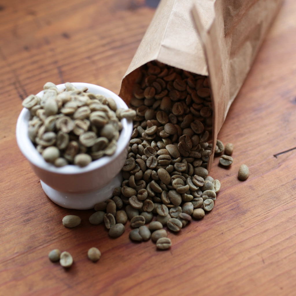 Green Coffee Beans DECAF CB-249