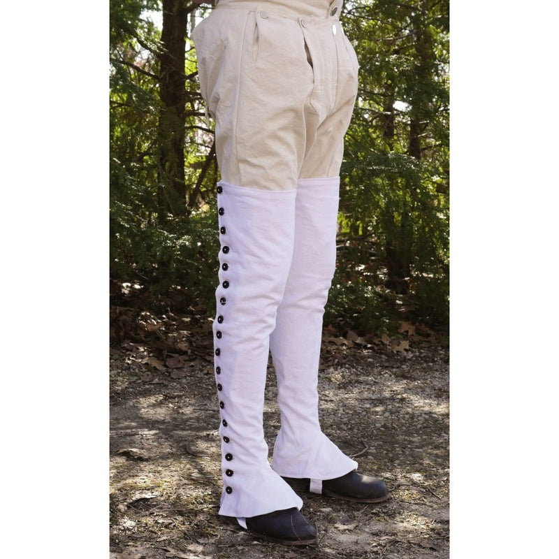 Extra-Long Gaiters Kit (White) - GW-988