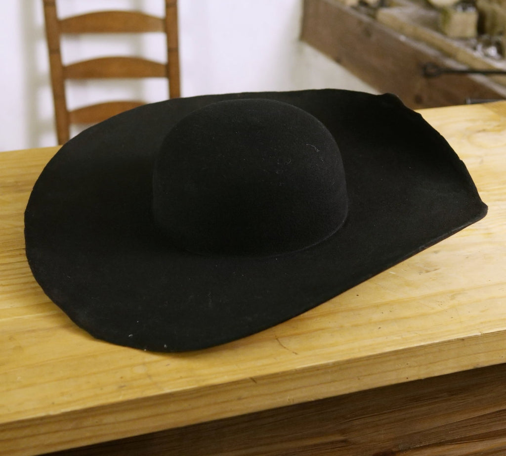 Standard Wool-Felt Hat Blank (Unlined)