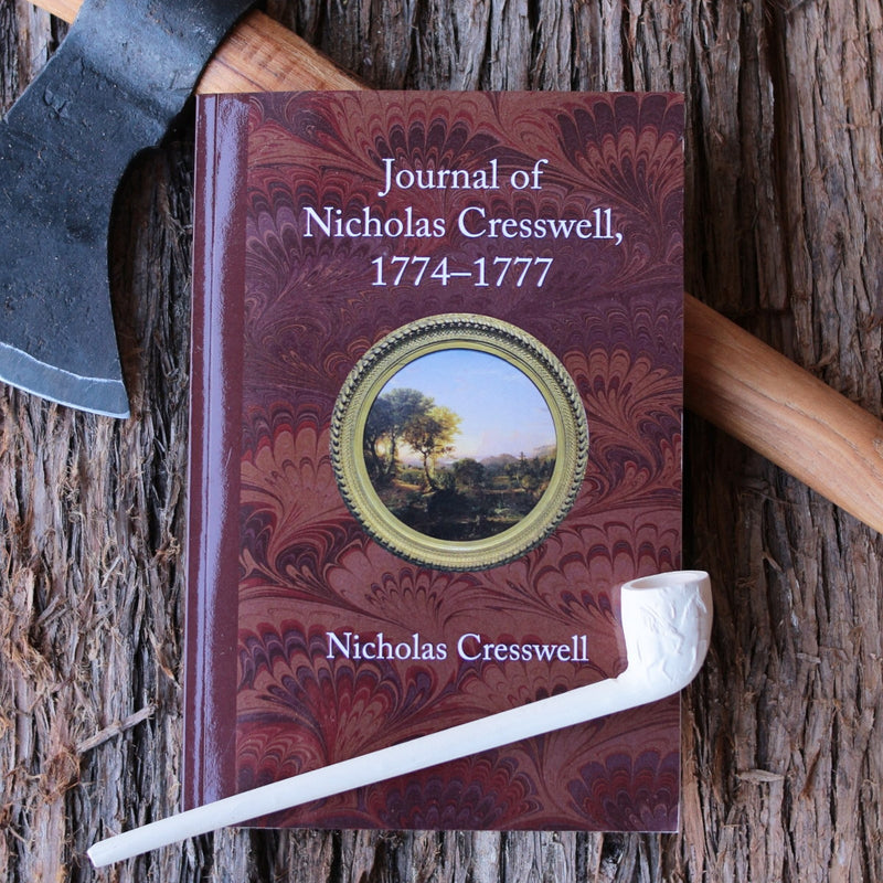 Journal of Nicholas Cresswell 1774-1777