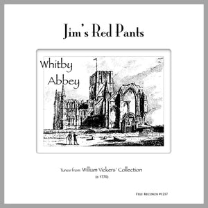JRP Whitby Abbey CD M-3611