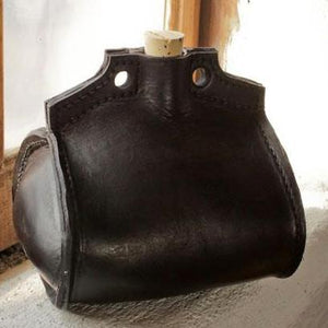 Leather Keg Costrel  LB-946