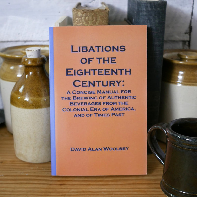 Libations of the Eighteenth Century   BK-845