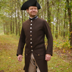 Men's Costume Civilian Coat