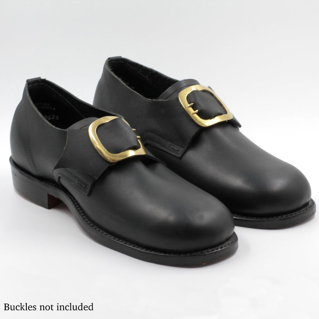 Men's 18th Century Buckle Shoes