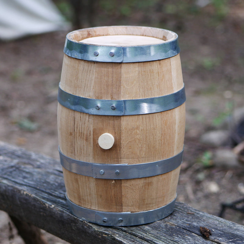 2 Gallon Oak Keg   OK-882