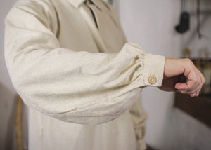 18th Century Workshirt - Osnaburg