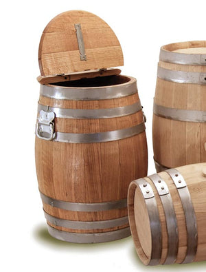 5 Gallon Oak Keg with lid   OK-885