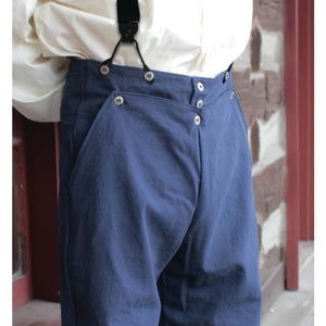 1820 Trousers in Canvas
