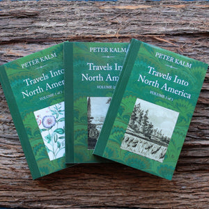 Peter Kalm's Travels Into North America