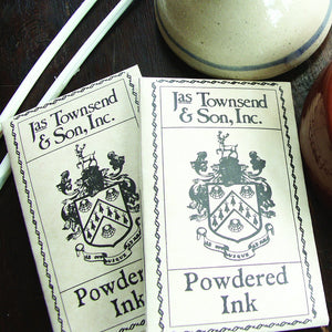 Powdered Ink