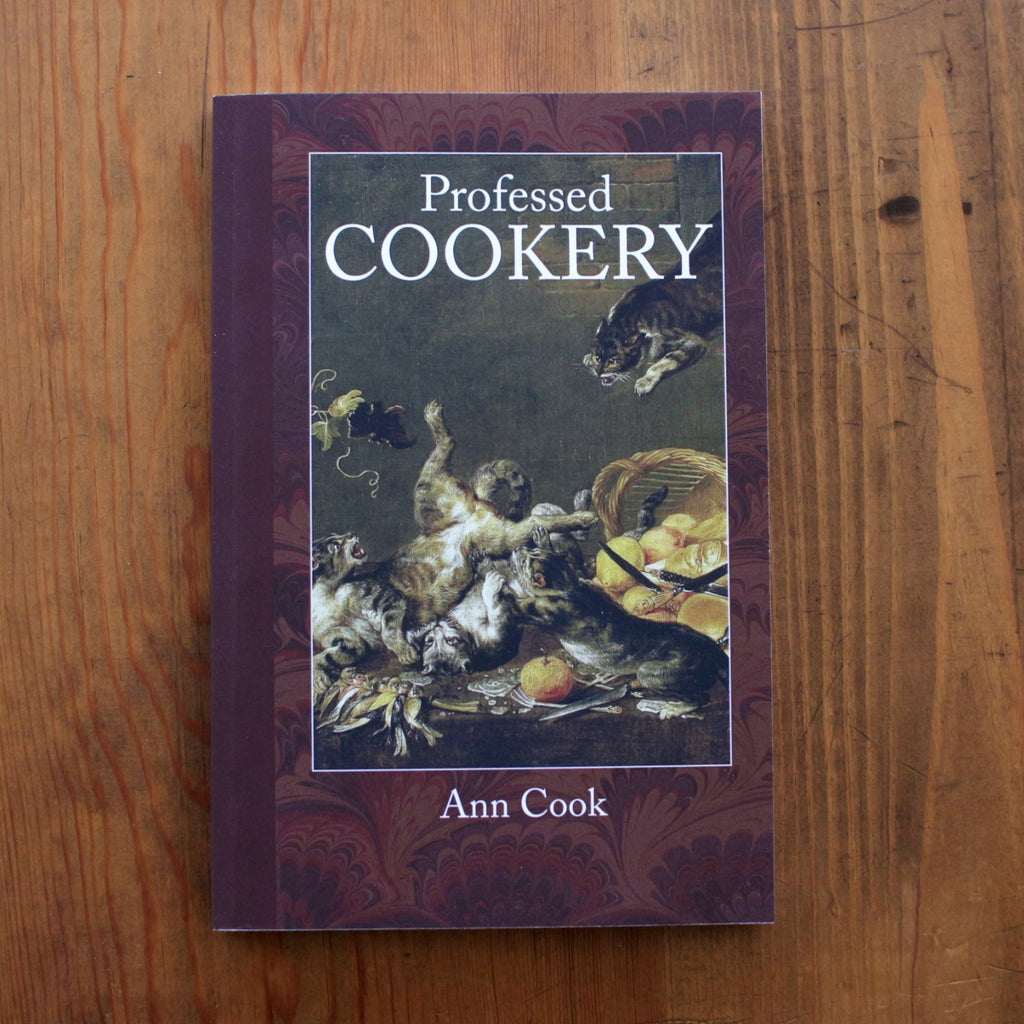 Professed Cookery C-7012