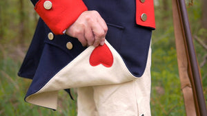Revolutionary War Coat  RC-152