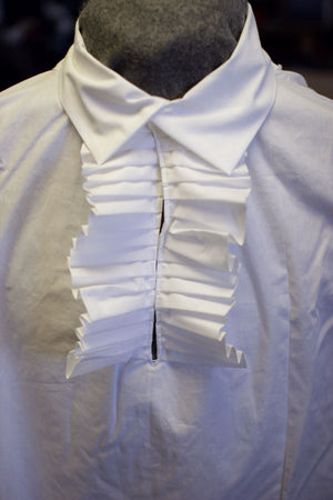 18th Century Shirt with Ruffles