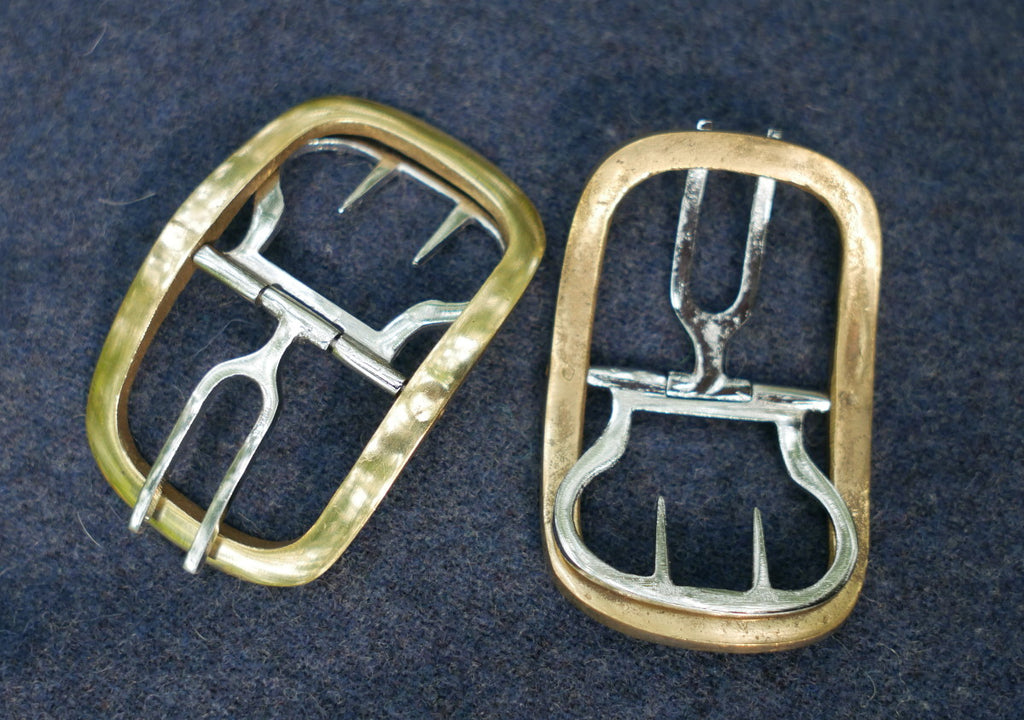 Rectangle Shoe Buckles