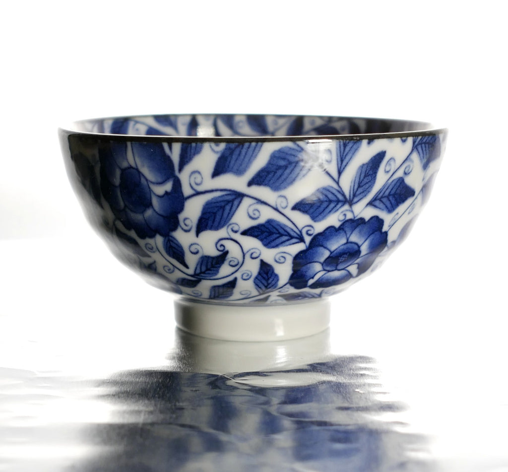 4 inch Trade Porcelain Bowl S-3273