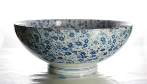 8 Inch Trade Porcelain Serving Bowl  S-3275