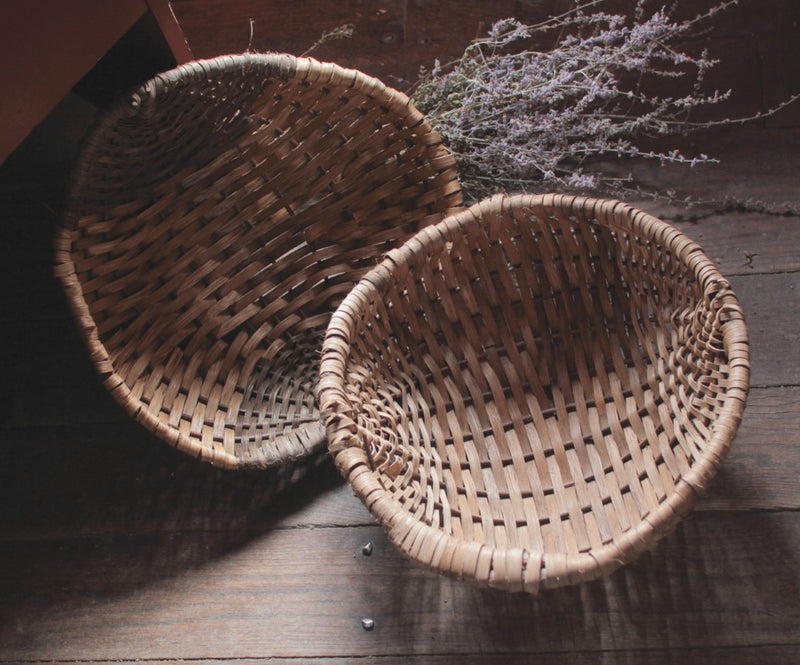Rustic Potato Basket  S-3402