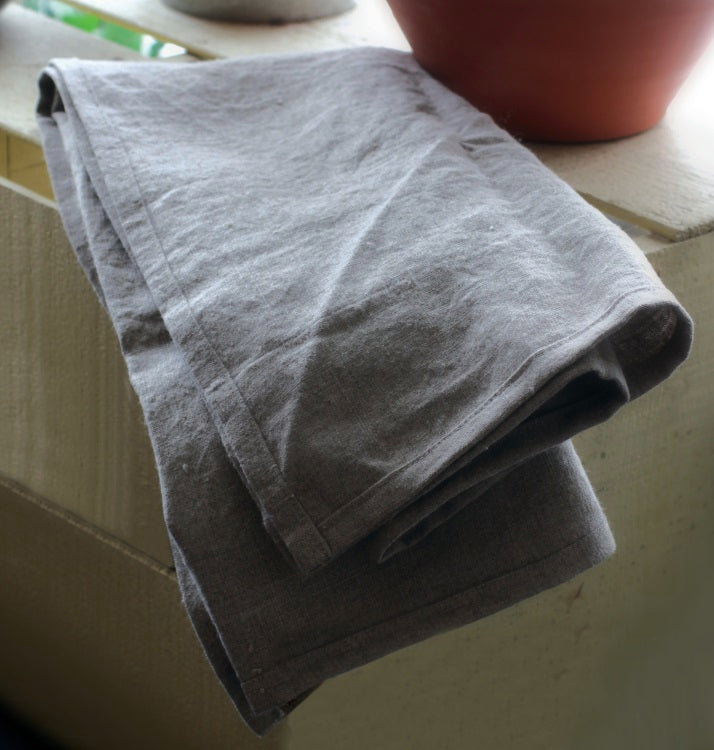 Natural Linen Kitchen Cloth  S-3470