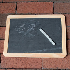 Slate and Pencil