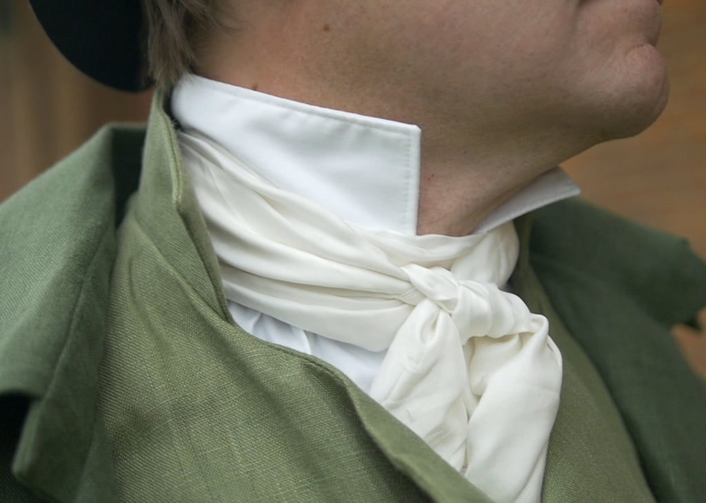 Men's Silk Cravat  SC-372