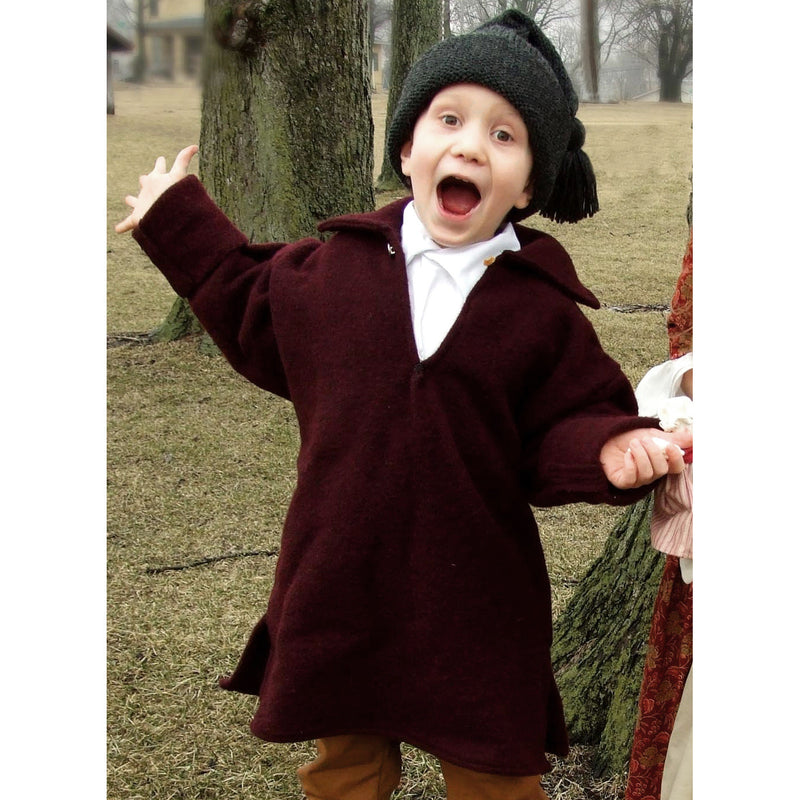 Boys' Blanket Shirt SH-221