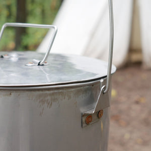 Stainless Steel Cooking Pot  SS-696