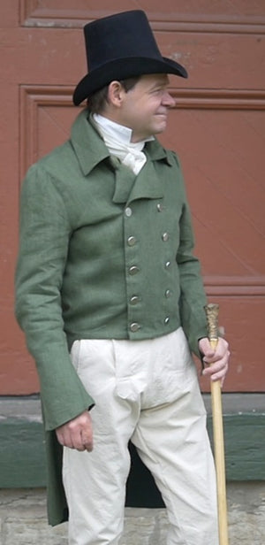 Early 19th Century Tailcoat
