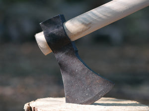 Forged English Light Infantry Axe   TH-164
