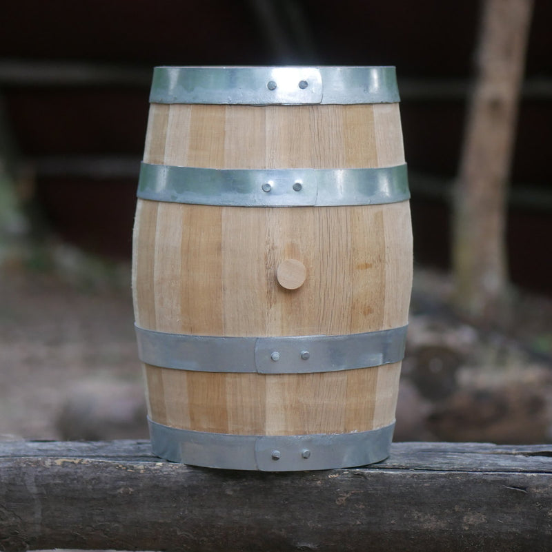 3 Gallon Oak Keg   OK-883