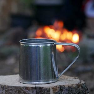 Pint Tapered Tin Cup  TC-830