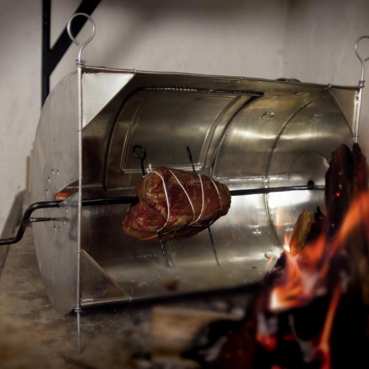 Tin Kitchen - Reflector Oven