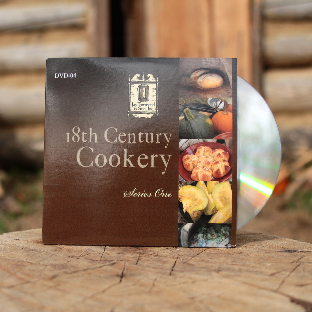 18th Century Cookery DVD Series 1