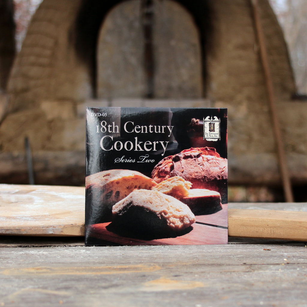 18th Century Cookery DVD Series 2