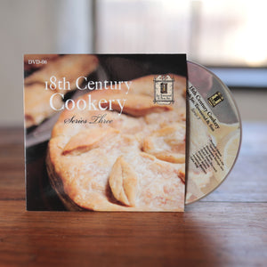 18th Century Cookery DVD Series 3