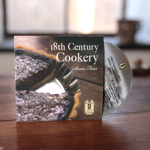 18th Century Cookery DVD Series 4