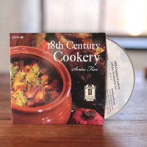 18th Century Cookery DVD Series 5