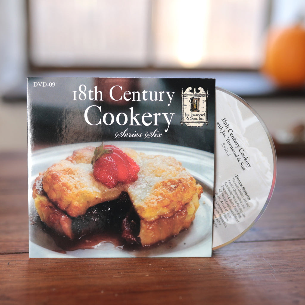 18th Century Cookery DVD Series 6