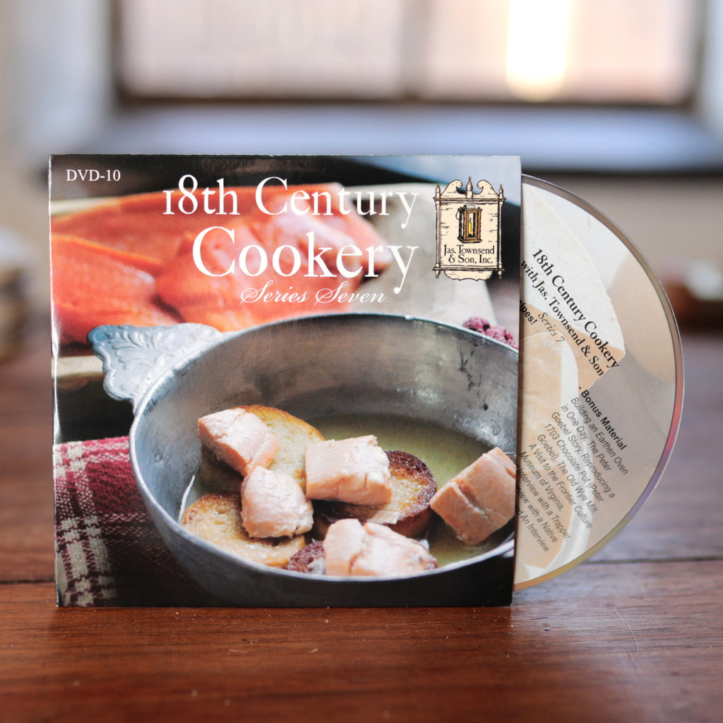18th Century Cookery DVD Series 7