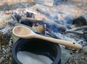 Hand Made Wooden Spoon   WS-63