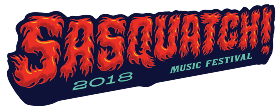 Sasquatch! Official Merchandise