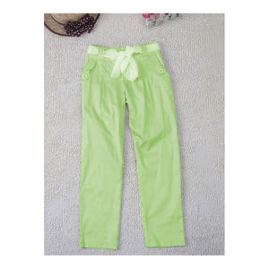 SP211222 - Korea Fashion Pant (With Belt)