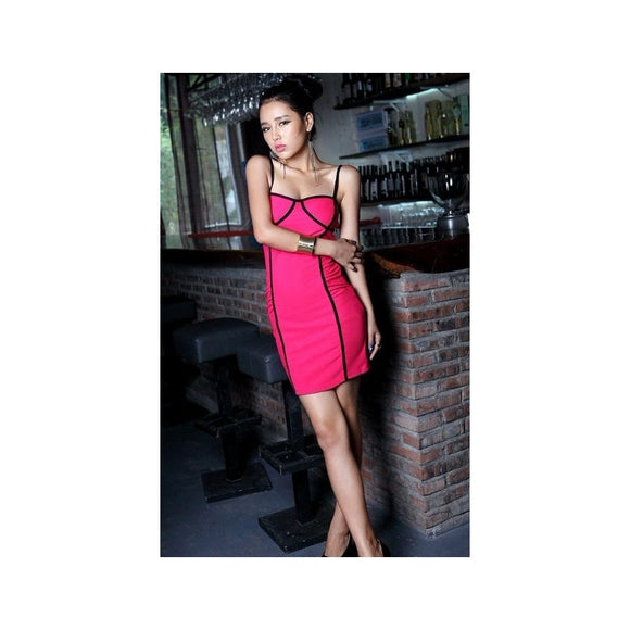SD98468 - European Style Sexy Dress