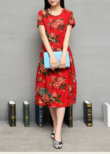 Load image into Gallery viewer, SC-3116 Charming Floral Dress