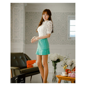 ST72305 - Korea Fashion Lace Top