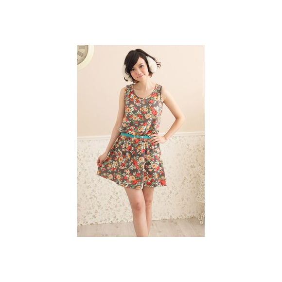 SD93056 - Sweet Flora Dress