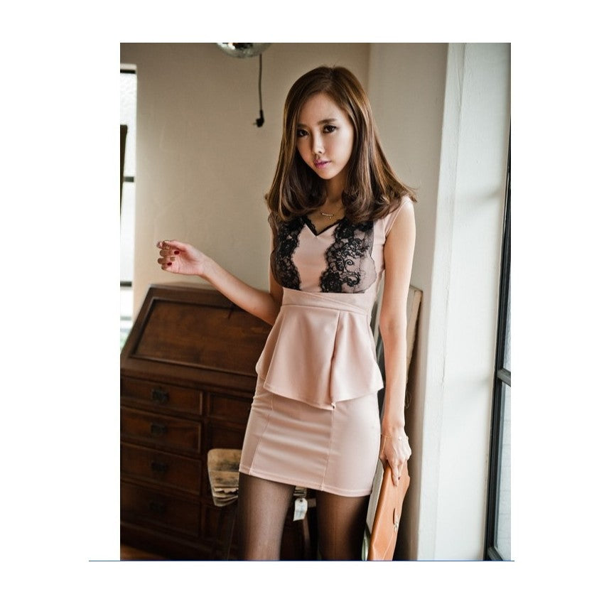 SD99680 - Korea Fashion Dress