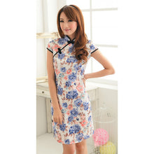 Load image into Gallery viewer, SC97163 - Fashion Cheongsam