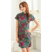 Load image into Gallery viewer, SC971624 - Fashion Cheongsam